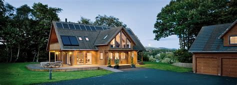 Welcome to Fjordhus - suppliers of Scandinavian timber