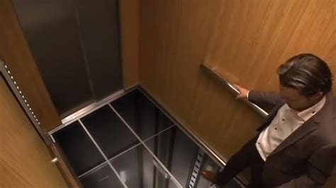 Elevator Prank Floor Falls Out by Scare Tactics When The Floor Falls Out Of An Elevator