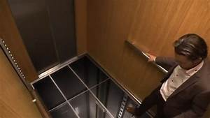 scare tactics when the floor falls out of an elevator video With elevator floor prank