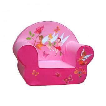 fauteuil en mousse enfant la f 233 e clochette achat prix fnac