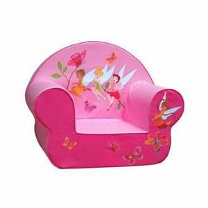 Fauteuil Enfant Mousse : fauteuil en mousse enfant la f e clochette fauteuils enfant achat prix fnac ~ Teatrodelosmanantiales.com Idées de Décoration