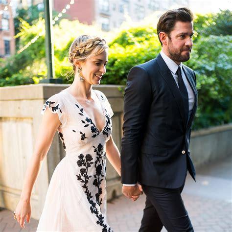 Emily blunt & john krasinski reveal first celebrity crushes, childhood movie favorites & more! John Krasinski and Emily Blunt at Benefit Gala July 2018 ...