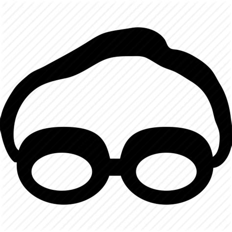 swim goggles clipart black and white iconfinder sports vol 1 by creative stall