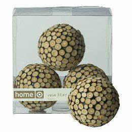 glue pieces of wood to Styrofoam balls you could also