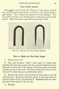 Blacksmithing For Farmers Practical How To Guide For