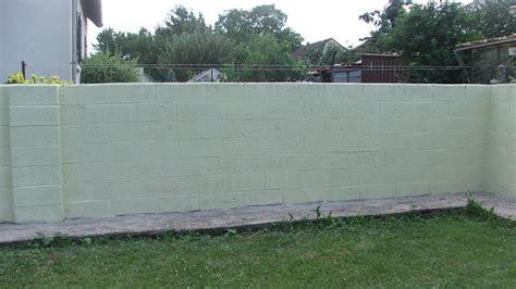 peindre un mur exterieur en ciment de conception de maison