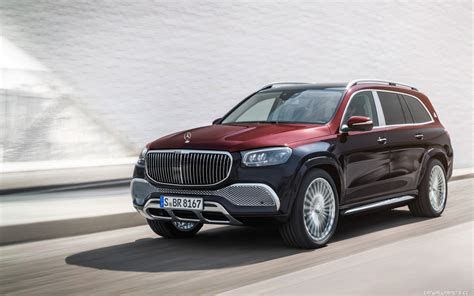 What urban public transport will look like in the future is shown by the. Cars desktop wallpapers Mercedes-Maybach GLS 600 4MATIC - 2020 - Page 2