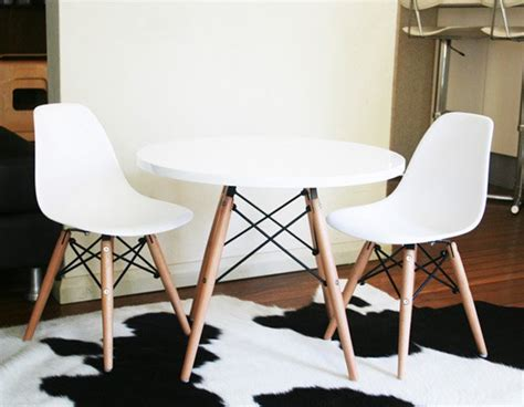 modern table and chairs marceladick