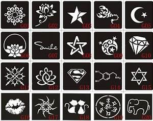 Henna Tattoo Schablonen : online kaufen gro handel henna tattoo schablone aus china henna tattoo schablone gro h ndler ~ Frokenaadalensverden.com Haus und Dekorationen
