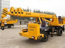 tricycle crane  ton product wolwa group