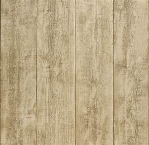 Papier Peint Effet Lambris : papier peint effet bois chambre ~ Zukunftsfamilie.com Idées de Décoration