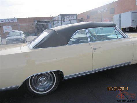 1964 Cadillac Eldorado Biarritz Convertible Cadi Looks