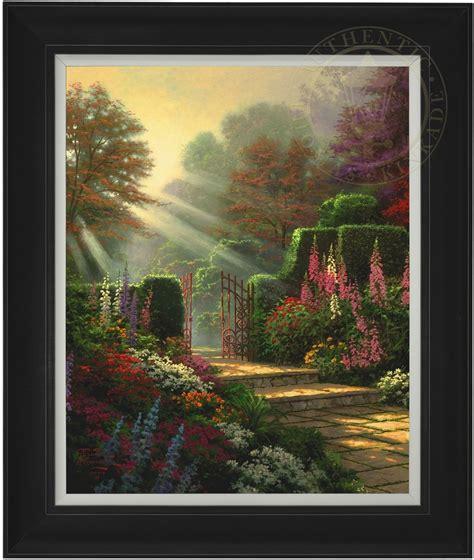 garden of grace garden of grace limited edition the kinkade