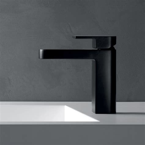 three kitchen faucets black tapware fantini mare basin mixer matte black