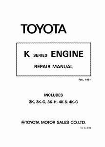 Manual De Servicio Toyota Corolla  Publica  Starlet