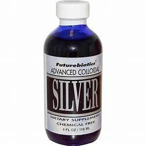 FutureBiotics, Advanced Colloidal, Silver, 4 fl oz (118 ml ...