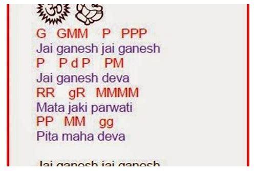Ganesh Aarti Marathi Mp3 Songs Free Download ••▷ SFB