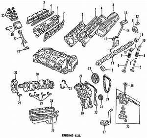 Jeep Grand Wagoneer Engine Cylinder Head Gasket  5 2l  All