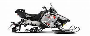 2011 Polaris 600 Rush Lx Snowmobile