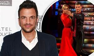 Peter Andre admits the nerves have set in ahead Strictly ...