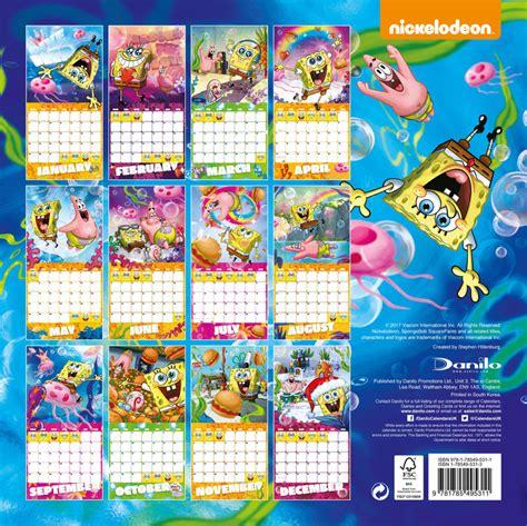 spongebob calendars ukposterseuroposters