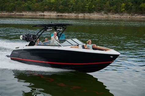 cobalt introduces  generation  luxury runabout
