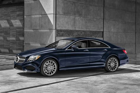2017 Mercedesbenz Clsclass Pricing  For Sale Edmunds