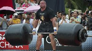 The World's Strongest Man Eats 10,000 Calories a Day | STACK