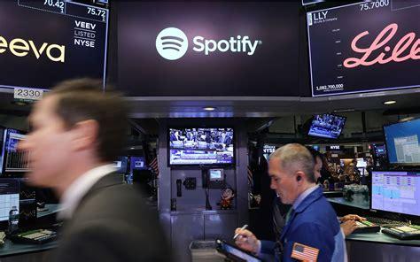 Eyes On Spotify As Music Innovator Debuts On Stock Market