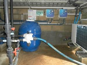 Pompe à Chaleur Pour Jacuzzi : pompe a chaleur pour piscine principe de montage de la ~ Premium-room.com Idées de Décoration