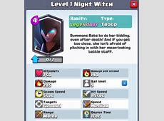 A first look at the 4 new Clash Royale cards Bandit, Bats