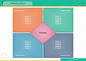 Blank Reframing Matrix