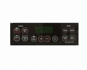 Hotpoint Rgb745beh3ct Clock Display Control Board