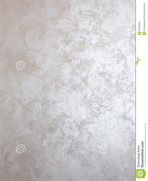 Wand Silber Streichen by Silver Paint On The Wall Stock Image Image Of Design
