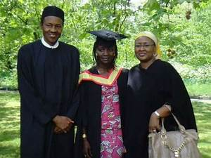 Daughter Of Buhari's Ex-Ally Who Formed New Party Works ...