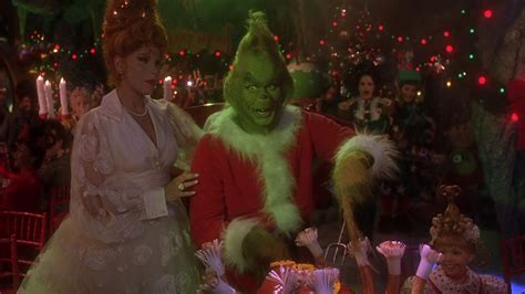 Movies And More Various Grinch Theories