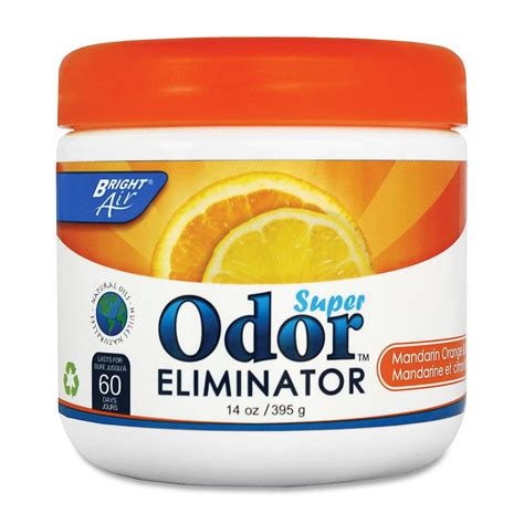 Mandarin Orange Fresh Lemon Super Odor Eliminator
