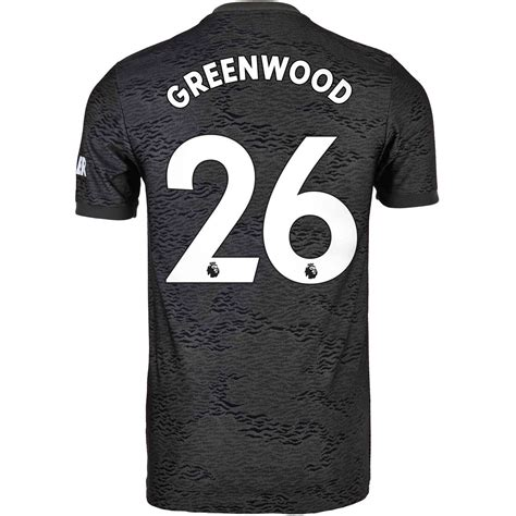 20 21 manchester mahrez football jersey 2020 2021 aguero de bruni silva men's jacket sportswear set. 2020/21 adidas Mason Greenwood Manchester United Away ...