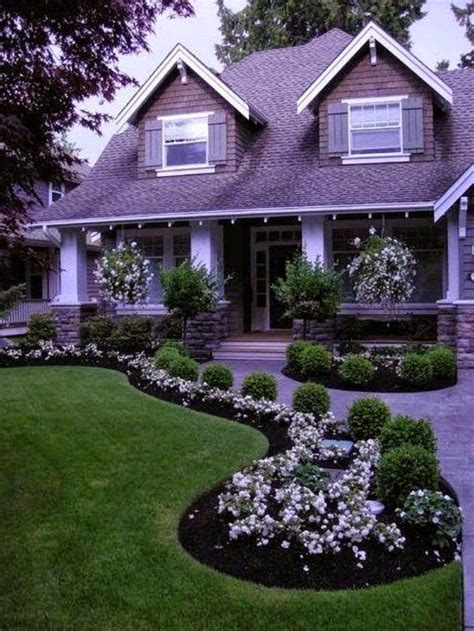 Home Design Ideas Front by Best 25 Front Yard Landscape Design Ideas On
