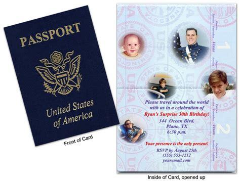 passport  scattered   stamps custom passport