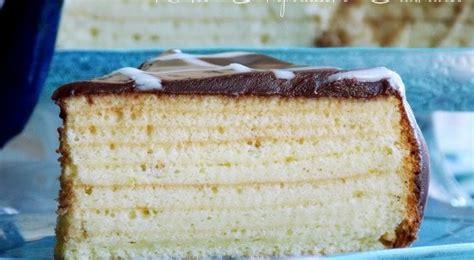 recette de cuisine allemande le schichttorte gâteau a étages allemand le