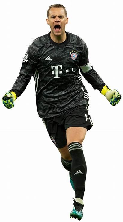 Manuel Neuer Render Footyrenders Rate Football Bundesliga