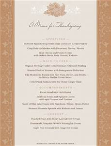 holiday menu templates and designs musthavemenus With fine dining menu template free