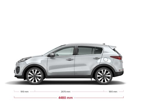 Kia Sportage Dimensions kia sportage dimensions 2017 best new cars for 2018