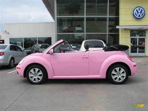 Pink Beetle Car by Pink Beetle Bug Car