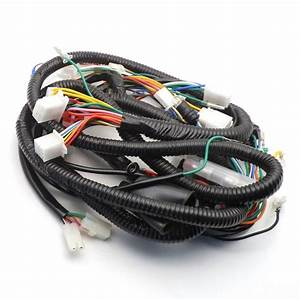 Electrical Wire Harness Connection