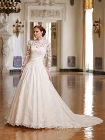 cheap wedding dresses with sleeves sleeved white wedding dresses cheap 2