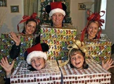 weird family christmas