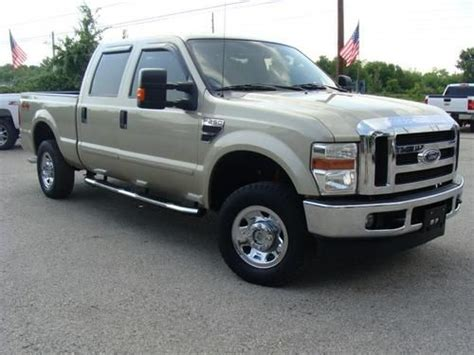 online auto repair manual 1997 ford f250 seat position control purchase used 2009 ford f 250 crew cab 5 4l short bed in houston texas united states for