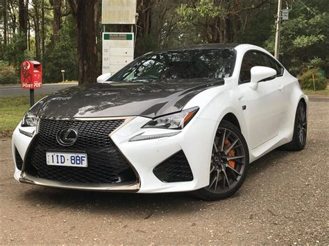 lexus rcf sedan lexus rcf carbon edition review motoringuru com au